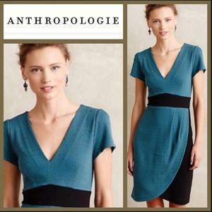 [ Anthropologie MAEVE ] Splitshade Stretchy Dress